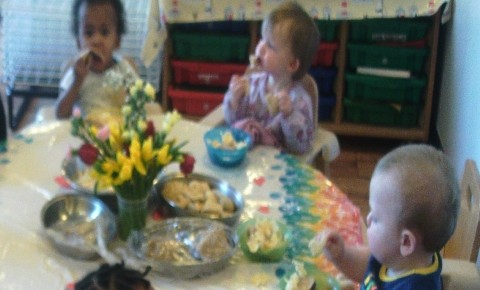 Mothers Day Tea Party!  Photo-2