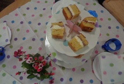 Mothers Day Tea Monday 27th March 3.30-4.30pm Photo-5