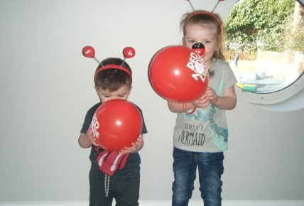 Red Nose Day Fun Photo-5