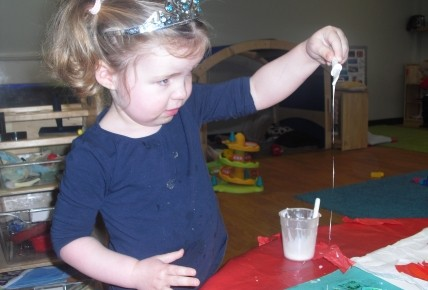 Messy Messy Play! Photo-1