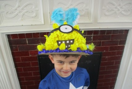 Easter bonnets  Photo-1