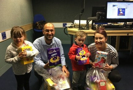 Supporting Sun FM Easter Egg appeal Photo-1