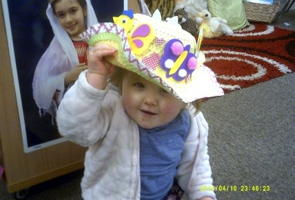 Winner of the Easter Bonnet competition  Photo-3