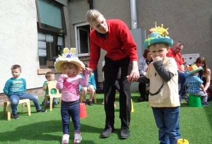 Our Easter Bonnet Parade! Photo-3