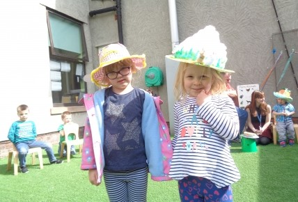 Our Easter Bonnet Parade! Photo-5