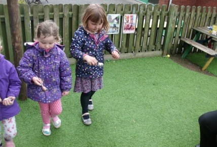 Egg and Spoon race Photo-5