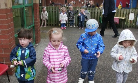 Egg and Spoon race Photo-6