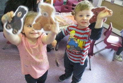 We're going on a bear hunt stay and play Photo-1