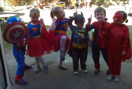 Superhero day Photo-1