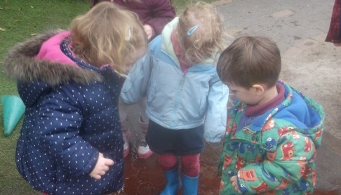 Nursery news story for Busy Bees at Hartham Park