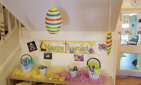 Our Easter Bonnet Fun Photo-1