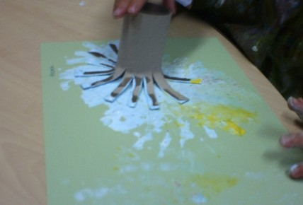 Messy play/firework pictures Photo-4