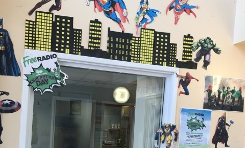 5th May was Superhero day at Busy Bees QE Photo-3