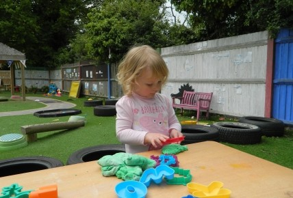 Messy Play Afternoon 2 ! Photo-1