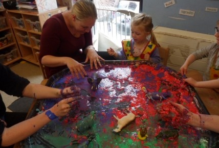 Messy Play Afternoon 2 ! Photo-3