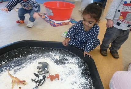 Messy Play Afternoon 2 ! Photo-4