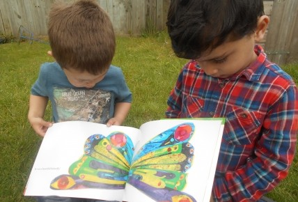 The Hungry Caterpillar Photo-1