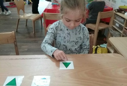 shape work with preschool Photo-1