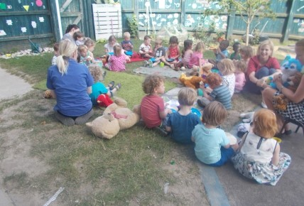 Teddies Bears Picnic - 16/06/17 Photo-1