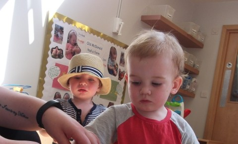 Enrolment Week within our Under 2's room Photo-1