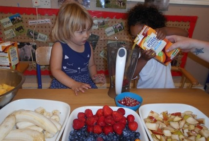 Scrumptious Smoothies - Fruity Friday Photo-3