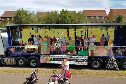 Corby carnival 2017