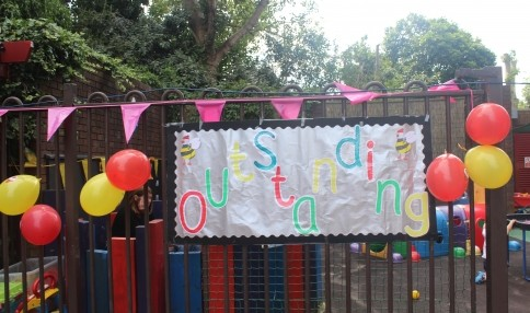 Outstanding Ofsted and 10th Birthday Party
