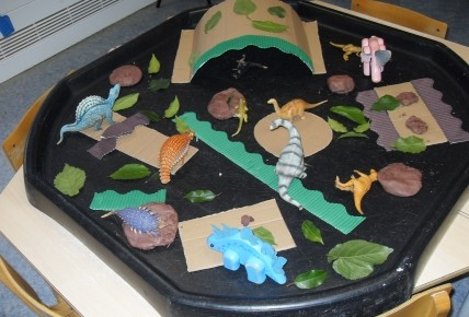 Dinosaur Fun In Active Learners Photo-1