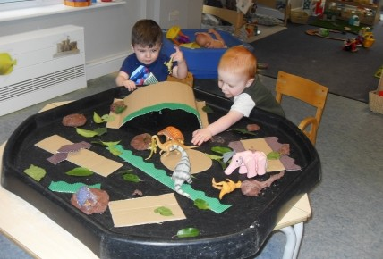 Dinosaur Fun In Active Learners Photo-3
