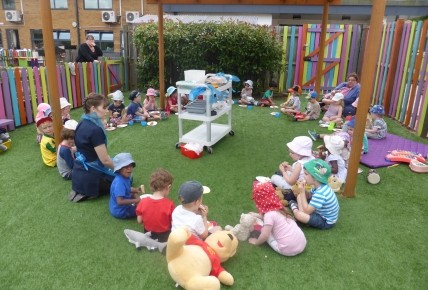 Teddy Bear Picnic Day  Photo-3