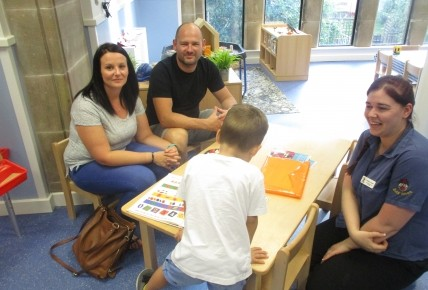 Parents Evening At Busy Bees at St Matthews Photo-1