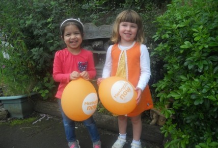 Meningitis Now Toddle Waddle! Photo-6