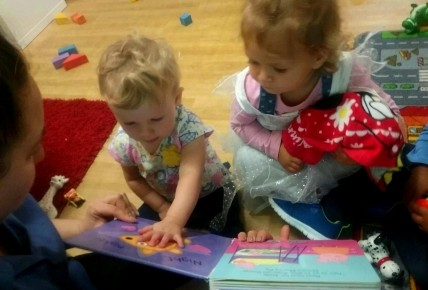 The Toddler Blog- Story Time Photo-1