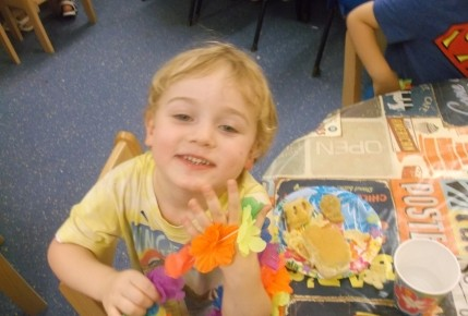 Pre school leavers beach party Photo-1