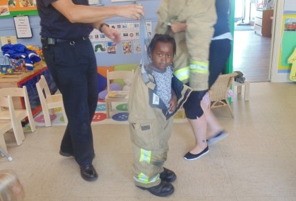 The Firemen came to nursery Photo-4