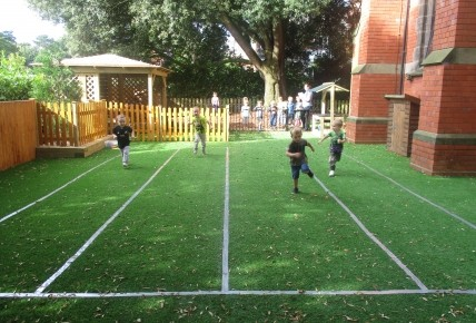 Busy Bees Sports Day Photo-1