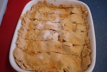 Our Homemade Apple Pie! Photo-5