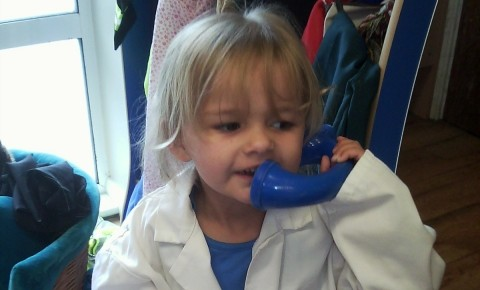 We've been playing doctors and nurses Photo-2