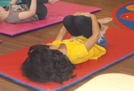 Keeping fit with Yoga for children Photo-4