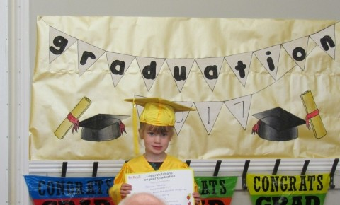 Preschool Graduation Photo-3