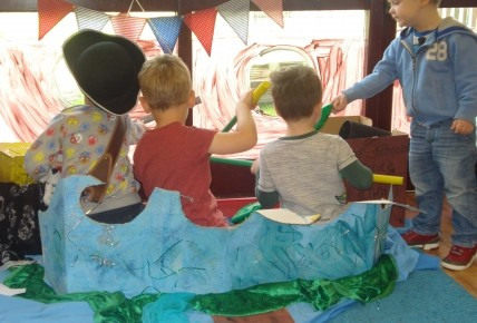 Our Pirate Ship! Photo-1