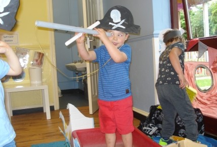 Our Pirate Ship! Photo-2