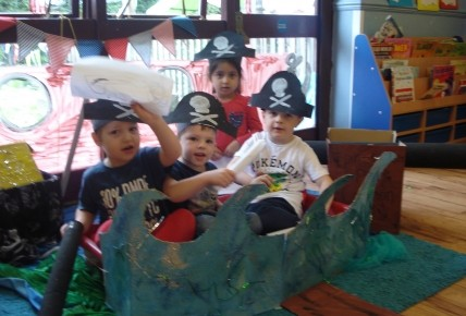 Our Pirate Ship! Photo-3