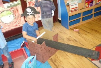 Our Pirate Ship! Photo-4