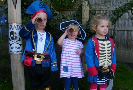 International talk like a Pirate day. Photo-1