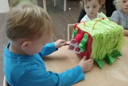 The Very Hungry Caterpillar Photo-1
