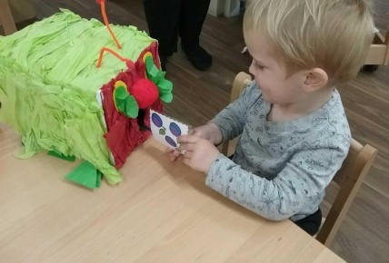 The Very Hungry Caterpillar Photo-3