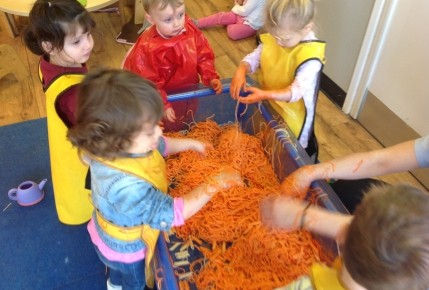 Sensory Play Day Photo-2