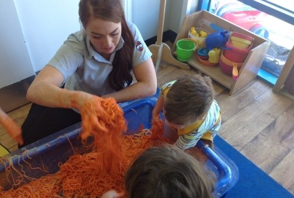 Sensory Play Day Photo-3