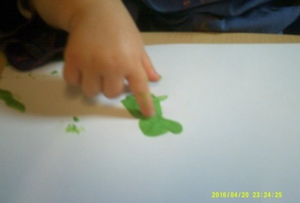Painting in Babies Photo-2
